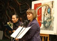 Wystawa japońskich litografii w Bibliotece Narodowej
