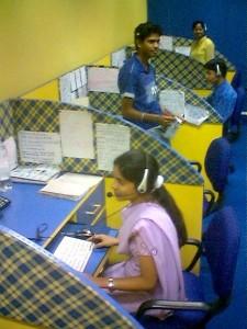 Amerykanie rezygnują z indyjskich call-centre