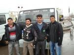 Napotkani w Diyarbakir Kurdowie, proszący o zrobienie im zdjęcia