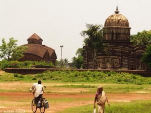 Bishnupur - nieodkryta skarbnica kultury indyjskiej.