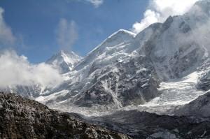 Nepal - trekking pod Kangczendzongę