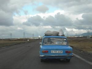 W drodze do Kokczetawy