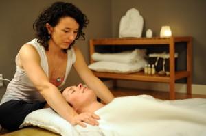 Hanna Łubek - warsztaty masażu wg. techniki Jivaka