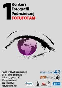 Konkurs Fotografii Podróżniczej Totutotam