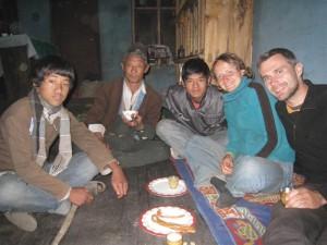 Piekarnia w Nepalu: pożegnanie