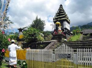 Dzień Ciszy: nowy rok na Bali