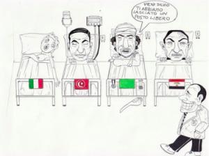 "Libia-Włochy: ""Berlusconi connection"""