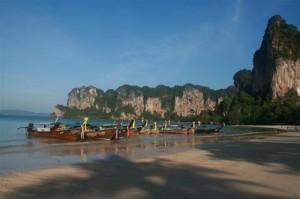 Ao Nang - Zatoka Księżniczki