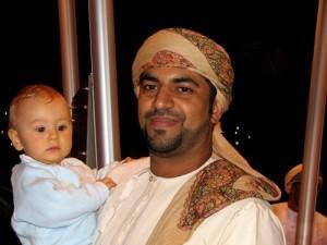 Kiedy w Omanie rodzi się dziecko