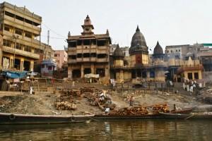 Varanasi - święte miasto Indii