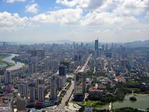 Chiny: Oczyszczanie centrów miast z