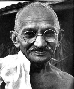 Legenda Mahatmy Gandhiego