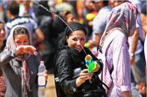 Iran: Wodna wojna w Teheranie doprowadziła do aresztowań