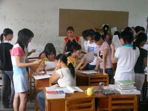 Edukacja po chińsku