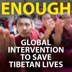 02.11 - Światowy Dzień Akcji na rzecz Tybetu