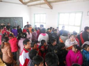 12:5 czyli chińska wersja wolontariatu