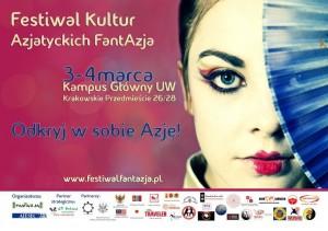 03-04.03 - Festiwal FantAZJA w Warszawie