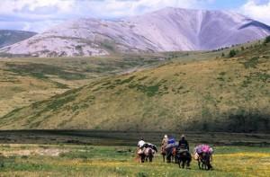 Mongolskie zwyczaje