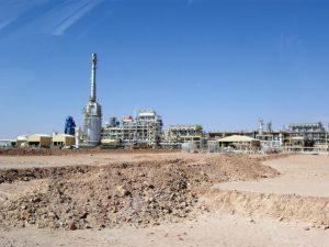 Sylwester na polu naftowym