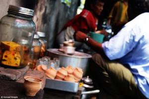 Kolkata. Sudder Street i jej mieszkańcy.
