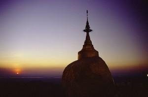Turysta w Birmie generałów cz.2.