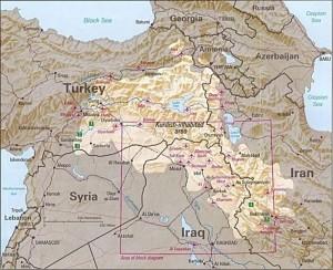 Totutotam – Kurdystan we wtorek 18.01