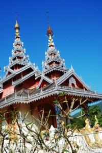 Tam, gdzie Tajlandia spotyka Birmę