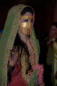 Henna - wieczór panieński w Omanie