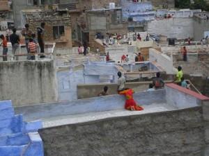 Dachy świata - Indie