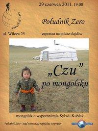 29.06.11 - pokaz slajdów z Mongolii