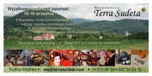 16-18.09 - Weekend japoński w Terra Sudeta