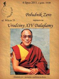 06.07.11 - Urodziny Dalajlamy w Południku Zero