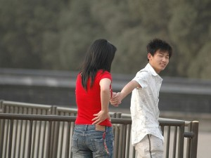 Dylematy młodych Chińczyków