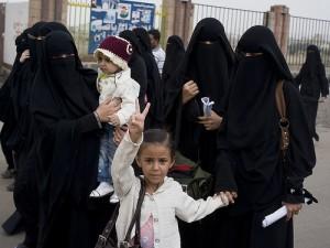 Kobiety jemeńskiej rewolucji