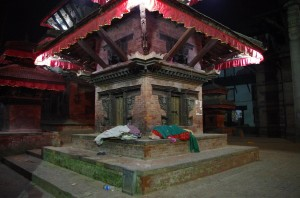 Opowieści z Katmandu cz. 2 - Potwór z Katmandu