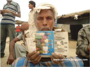 W obozie uchodźców z Birmy cz. 1