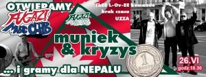 26.06 - Koncert dla Nepalu