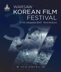Warszawski Festiwal Filmów Koreańskich 7-13 listopada 2017