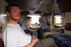 Kolej Transsyberyjska. Pociągiem przez Rosję — spotkanie podróżnicze