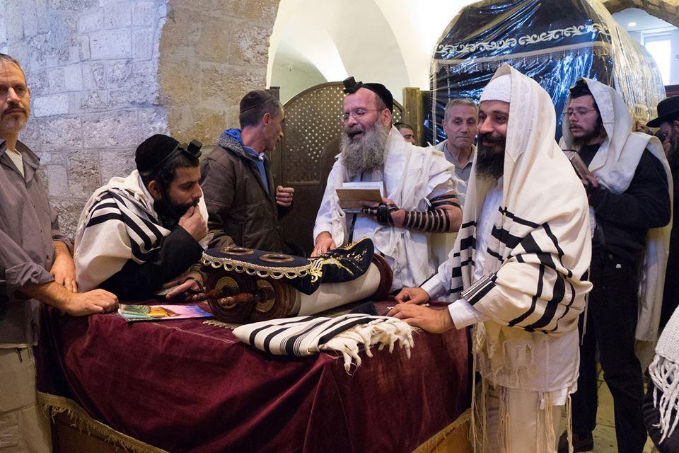 12.12.2018 – Izrael z dala od szlaku pielgrzymek